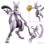 Variable Action Heroes - POKKEN TOURNAMENT: Mewtwo Action Figure(Pre-order) thumbnail 1