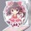"""Nami no Amamiya """"Touhou Project"""" Acrylic Statue vol.1 7Pack BOX(Pre-order) thumbnail 9"""
