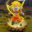 Dracap Memorial 03 Dragon Ball Super - Super Saiyan 3 Son Goku Complete Figure(Pre-order) thumbnail 2