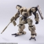 Front Mission The First - WANDER ARTS: Zenith Desert Ver. Action Figure(Pre-order) thumbnail 2