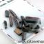 ▽ไหมแดง Red Rutile Needle Cryatal-Brazil (12ชิ้น) thumbnail 1