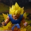 Dracap Memorial 02 Dragon Ball Super - Super Saiyan Son Goku Complete Figure(Pre-order) thumbnail 7