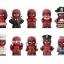 Deadpool - Soft Vinyl Puppet Mascot 10Pack BOX(Pre-order) thumbnail 1