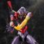Rebuild of Evangelion - General-Purpose Humanoid Battle Weapon Android EVA-01 Awakened ver. 1/400 Plastic Model(Pre-order) thumbnail 12