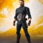 S.H. Figuarts - Captain America (Avengers: Infinity War)(Pre-order) thumbnail 2