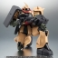 MSV Mobile Suit Variations - MS-06D Zaku Desert Type - Robot Damashii R-SP - Robot Damashii (Limited Pre-order) thumbnail 5