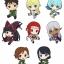 GATE: Jieitai Kanochi nite, Kaku Tatakaeri - Petanko Trading Rubber Strap 8Pack BOX(Pre-order) thumbnail 1