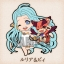 GRANBLUE FANTASY - Rubber Strap Collection vol.1 8Pack BOX(Pre-order) thumbnail 3