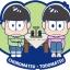 Rubber Mascot Buddy Colle - Osomatsu-san Onaji Kao demo, Mainichi Omoshiroi yona! Hen 6Pack BOX(Pre-order) thumbnail 6