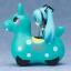 Nendoroid Plus - Hatsune Miku x CuteRody Gekisou! Pullback Car: Miku Hatsune & Cute Rody (Mint)(Pre-order) thumbnail 3