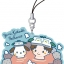 Yuri on Ice - Rubber Strap Collection: Sanrio Collaboration 2 8Pack BOX(Pre-order) thumbnail 2