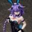 B-STYLE - Hyperdimension Neptunia: Purple Heart Bunny Ver. 1/4 Complete Figure(Pre-order) thumbnail 7
