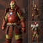 "Meishou MANGA REALIZATION Koutetsu Samurai Iron Man Mark 3 ""Iron Man / Marvel Comics""(Pre-order) thumbnail 1"