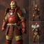 "Meishou MANGA REALIZATION Koutetsu Samurai Iron Man Mark 3 ""Iron Man / Marvel Comics""(Pre-order) thumbnail 1"