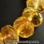 ▽สร้อยหิน ซิทรินเจียเหลี่ยม (Citrine) 6x10mm thumbnail 4