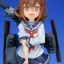 Kantai Collection -Kan Colle- Ikazuchi 1/7 Complete Figure(Pre-order) thumbnail 10