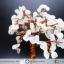 ต้นไม้มงคล หินมูนสโตน -ควอตซ์ ใช้เสริมฮวงจุ้ย โต๊ะทำงาน (373g) thumbnail 5