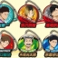 Haikyuu!! - Chara Badge Metal Charm Part.2 10Pack BOX (CANDY TOY)(Pre-order) thumbnail 1