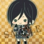 es Series nino Rubber Strap Collection - Touken Ranbu Unit 1 8Pack BOX(Pre-order) thumbnail 9