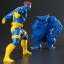 ARTFX+ - MARVEL UNIVERSE: Cyclops & Beast 2Pack 1/10 Easy Assembly Kit(Pre-order) thumbnail 17