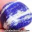 ลาพิส ลาซูลี่ Lapis Lazuli ขัดมันขนาดพกพา (40g) thumbnail 1