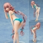 Shining Beach Heroines - Rinna -Swimsuit Ver.- 1/12 Pre-painted Assembly Figure(Pre-order) thumbnail 1