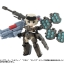 Desktop Army - Frame Arms Girl KT-321f Gourai Series 3Pack BOX(Pre-order) thumbnail 26