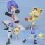 G.E.M. Series - Pokemon: James & Meowth Complete Figure(Pre-order) thumbnail 1
