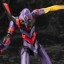Rebuild of Evangelion - General-Purpose Humanoid Battle Weapon Android EVA-01 Awakened ver. 1/400 Plastic Model(Pre-order) thumbnail 11