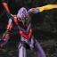 Rebuild of Evangelion - General-Purpose Humanoid Battle Weapon Android EVA-01 Awakened ver. 1/400 Plastic Model(Pre-order) thumbnail 11