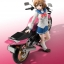 "S.H. Figuarts - Hane Sakura (Uniform) & CB400 SUPER FOUR ""Bakuon!!""(Pre-order) thumbnail 4"