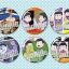 es Series nino Trading Badge Collection - Osomatsu-san vol.2 30Pack BOX(Pre-order) thumbnail 6