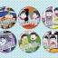 es Series nino Trading Badge Collection - Osomatsu-san vol.2 30Pack BOX(Pre-order) thumbnail 6