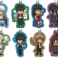 Gintama - Glittery Acrylic Charm Collection 8Pack BOX(Pre-order) thumbnail 1
