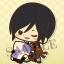 es Series nino Rubber Strap Collection - Touken Ranbu Online Kutsurogi ver. 10Pack BOX(Pre-order) thumbnail 3