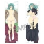 Senran Kagura NewWave G Burst - Hugging Pillow Cover: Bashou(Pre-order) thumbnail 1