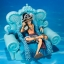 "Figuarts ZERO - Monkey D. Luffy -ONE PIECE 20th Anniversary ver.- ""ONE PIECE""(Pre-order) thumbnail 4"