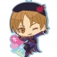 KING OF PRISM - Toji Colle Rubber Clip Badge vol.1 7Pack BOX(Pre-order) thumbnail 4