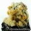 กลุ่มแร่แอนไฮไดรท์ (Anhydrite with Quartz on Calcite) (4.2kg) thumbnail 8