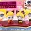 Petit Chara Land Maneki-Neko BORUTO NARUTO NEXT GENERATIONS Oyako Maneki-Neko Dattebasa! Set of 2 Mascot Figures(Pre-order) thumbnail 1