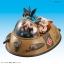 Mecha Collection - Dragon Ball Vol.2 Ryu-Mao's Car Plastic Model(Pre-order) thumbnail 1