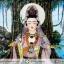 ▽[โปรโมชั่น] ภาพเทพเจ้าแม่กวนอิม ทำจากพลอยและหิน (ขนาดรวมกรอบ 41x51 นิ้ว.) thumbnail 3
