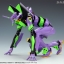Evangelion: 2.0 You Can (Not) Advance 1/400 General-Purpose Humanoid Battle Weapon Android EVA-01 Test Type Plastic Model(Released) thumbnail 14