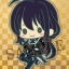 es Series nino Rubber Strap Collection - Touken Ranbu Unit 1 8Pack BOX(Pre-order) thumbnail 3