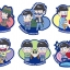 Rubber Mascot Buddy Colle - Osomatsu-san Onaji Kao demo, Mainichi Omoshiroi yona! Hen 6Pack BOX(Pre-order) thumbnail 1