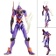 "Revoltech EVANGELION EVOLUTION EVA-01 Test Type ""Awakened Ver.""(Pre-order) thumbnail 1"