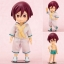 Free! Eternal Summer - Kisekae Action! Niitengo: Rin Matsuoka Posable Figure(Pre-order) thumbnail 1