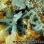 กลุ่มแร่แอนไฮไดรท์ (Anhydrite with Quartz on Calcite) (4.2kg) thumbnail 9