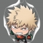 Boku no Hero Academia - Miagete Mascot 6Pack BOX(Pre-order) thumbnail 3