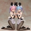 B-STYLE - Re:ZERO -Starting Life in Another World-: Ram Bunny Ver. 1/4 Complete Figure(Pre-order) thumbnail 6
